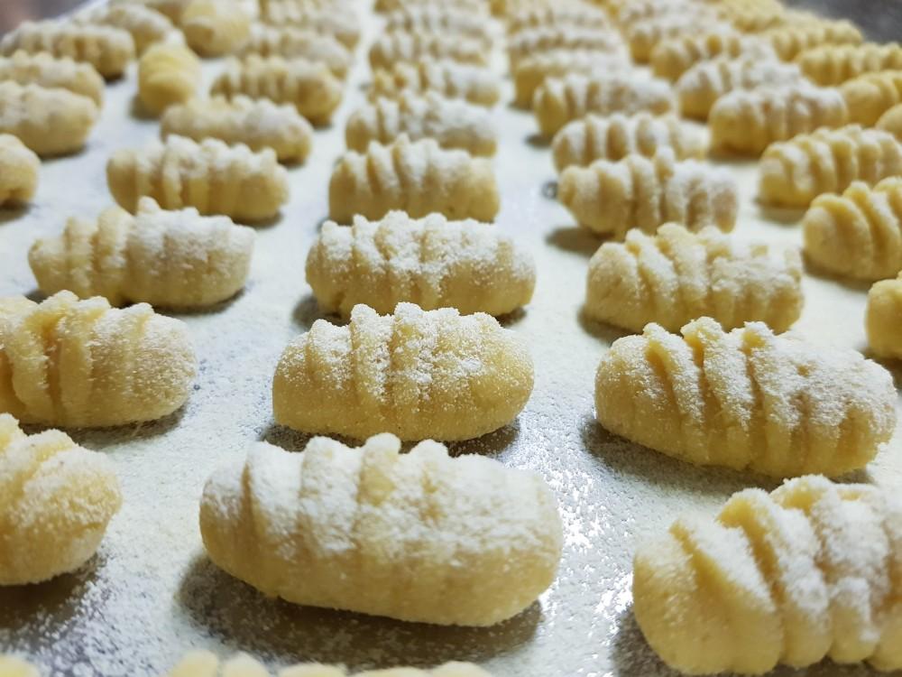 Gnocchi di Patate dolci